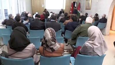 konferans - 'Osmanlı Döneminde Kudüs Vakıfları' konferansı - RAMALLAH