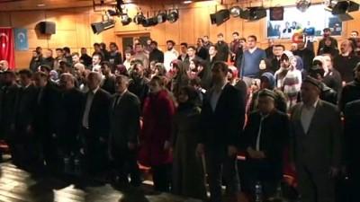 Rize'de Doğu Türkistan konferansı