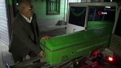 cenaze -  Tır sürücüsünü öldürüp kasadaki bakır kabloları çaldılar