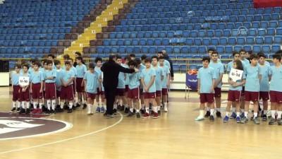 Trabzonspor, basketbolda altyapıyı oluşturdu - TRABZON