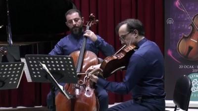 Bisanthe 4. Oda Müziği Festivali - TEKİRDAĞ Video