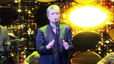 irak - Cengiz Kurtoğlu ve Hakan Altun birlikte konser verdi - İSTANBUL