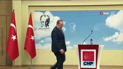 irak -  - CHP Sözcüsü Öztrak'tan Kocaoğlu'nun eleştirilerine tepki