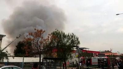 Çiğli'de fabrika yangını (3) - İZMİR