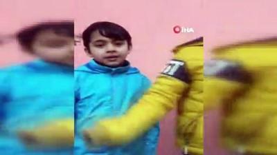 Çocuklardan insanlık dersi