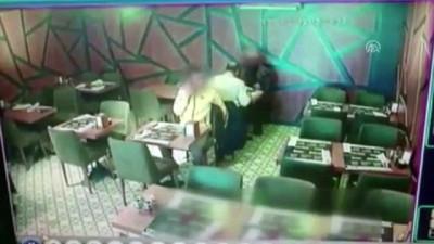 Hırsızlık zanlısı tutuklandı - İSTANBUL