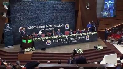 Hisarcıklıoğlu: 'Cesur ve ezber bozan yeni yatırım hamlesi, küresel rekabette Türkiye'yi öne çıkaracaktır' - ANKARA