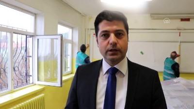 Hükümlülerden okullara yarıyıl bakımı - DENİZLİ/MANİSA