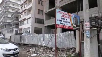 İnşaattan düşen Suriyeli işçi öldü - HATAY