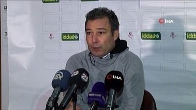 Tetiş Yapı Elazığspor - Adanaspor maçının ardından