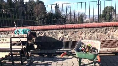 Trabzon'da okulların bakımı yükümlülerden