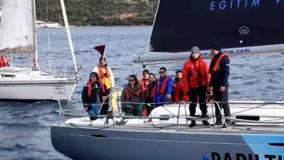 odul toreni - Yelken: BAYK Kış Trofesi - MUĞLA