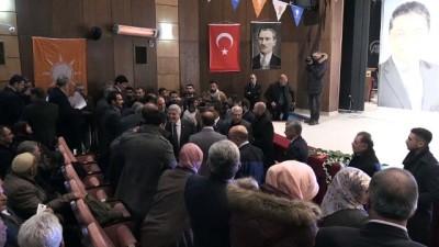 AK Parti'nin Iğdır belediye başkan adayları tanıtıldı - IĞDIR