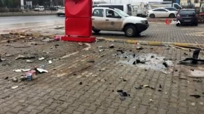 Ankara-Kayseri kara yolunda kaza: 1 yaralı