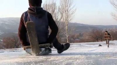 Doğu Anadolu'da soğuk hava - IĞDIR