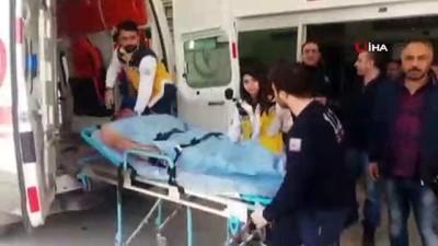 Hatay'da tornavidalı park kavgası: 3 yaralı