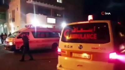 - İsrail'den Gazze'ye Top Atışlı Saldırı: 1 Ölü, 4 Yaralı