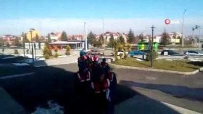 Karaman'da kablo hırsızlığına karışan 3 kişi tutuklandı