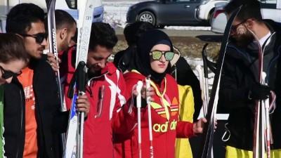 Süleymaniye'de Kar Festivali düzenlendi - SÜLEYMANİYE