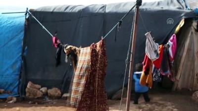 Suriyeli ailelere kış yardımı - KİLİS