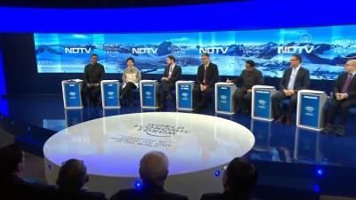 49. Dünya Ekonomik Forumu - Arjantin Merkez Bankası Başkanı Sandleris - DAVOS