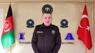 Afgan kadın polisler zorlu kış koşullarında mesleğe hazırlanıyor (2) - SİVAS