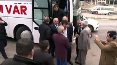 CHP İstanbul Büyükşehir Belediye Başkanı İmamoğlu'ndan 'Ölü Adam Köpek Aşevi'ni ziyaret