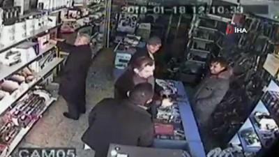 akalan -   Hırsız dede güvenlik kamerasına yakalandı
