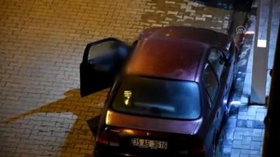 akalan - Manisa'da hırsızlık anı kameraya yansıdı İzle