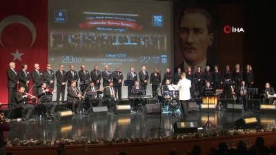 Roman orkestrası çaldı, Başkan Aktaş söyledi İzle