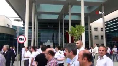 İnegöl Devlet Hastanesi rekor kırdı... Bir yılda 1 milyon 78 bin kişi hastaneye gitti