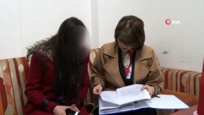 Tecavüzcü halaoğlu ile evlendirildi, 13 yaşında anne oldu, şimdi de çocuklarına hasret