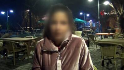 Genç kıza taciz iddiası telefonunu açık bırakınca ortaya çıktı
