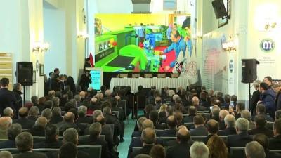 Mesleki Eğitim İş Birliği Protokolü imzalandı - Erdal Bahçıvan / Şekib Avdagiç - İSTANBUL
