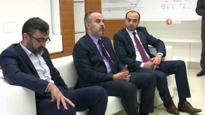 MHP Genel Sekreteri Büyükataman'dan Aktaş'a tam destek