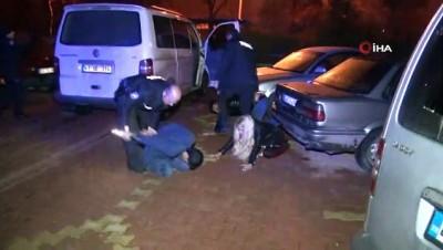 Polisten kaçan sürücü 'Bizde bir şey yok dedi', arkadaşı alkollü olduğu için kaçtığını söyledi