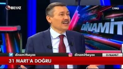 melih gokcek - Melih Gökçek: AK Partiliyim, MHP'liler kardeşim