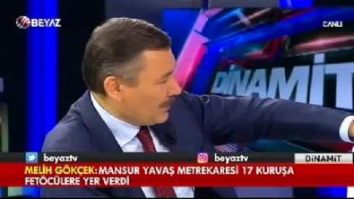 melih gokcek - Melih Gökçek: Kim baskı yaptı da Kılıçdaroğlu Mansur'u aday gösterdi?