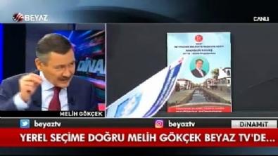melih gokcek - Melih Gökçek: Mansur Beypazarı'ndaki projelerinin hiç birini gerçekleştirmedi!