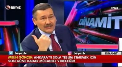 Melih Gökçek: Mansur Yavaş hiç Ankaragücü maçına gitti mi?