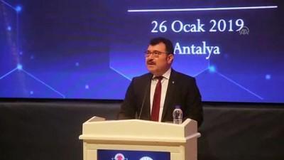 odul toreni - TÜBİTAK Başkanı Mandal: 'Türkiye bulunduğu konum bakımından küresel bir güç' - ANTALYA