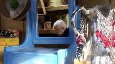 70'lik çift hobilerini mesleğe dönüştürdü - GAZİANTEP