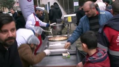 cami bahcesi -  Afrin şehidi için anma programı düzenlendi