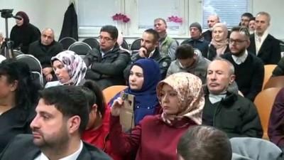 cesar - Almanya'da 'Türkiye'nin Darbeler Tarihi' konferansı - MAİNTAL