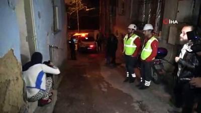 gaz sizintisi -  Bursa'da az kalsın mahalleyi havaya uçuracaktı... O anlar kamerada