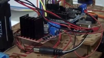 uc boyutlu yazici -  Kastamonu'daki Millet Kıraathanesi teknoloji yuvası gibi hizmet veriyor