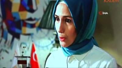 """Ticaret Bakanı Ruhsar Pekcan: """"Türk kadın girişimcisini marka yapmak için hep beraber var gücümüzle çalışacağız"""""""