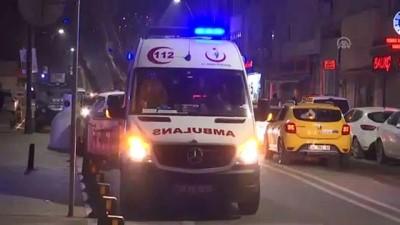 CHP Eyüpsultan İlçe Başkanlığı'na saldırı - İSTANBUL