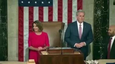 ABD Temsilciler Meclisi Başkanlığına Demokrat Pelosi seçildi - WASHINGTON