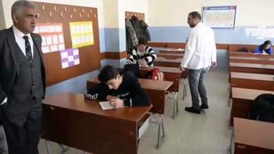 Ardahan'da 'gözetimsiz sınav' uygulaması başladı